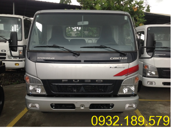 Mitsubishi Fuso sản xuất năm 2016 Xe tải động cơ Dầu diesel