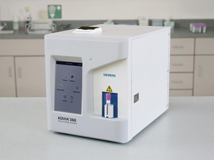 Máy huyết học tự động Advia 360 giá ưu đãi đầu năm