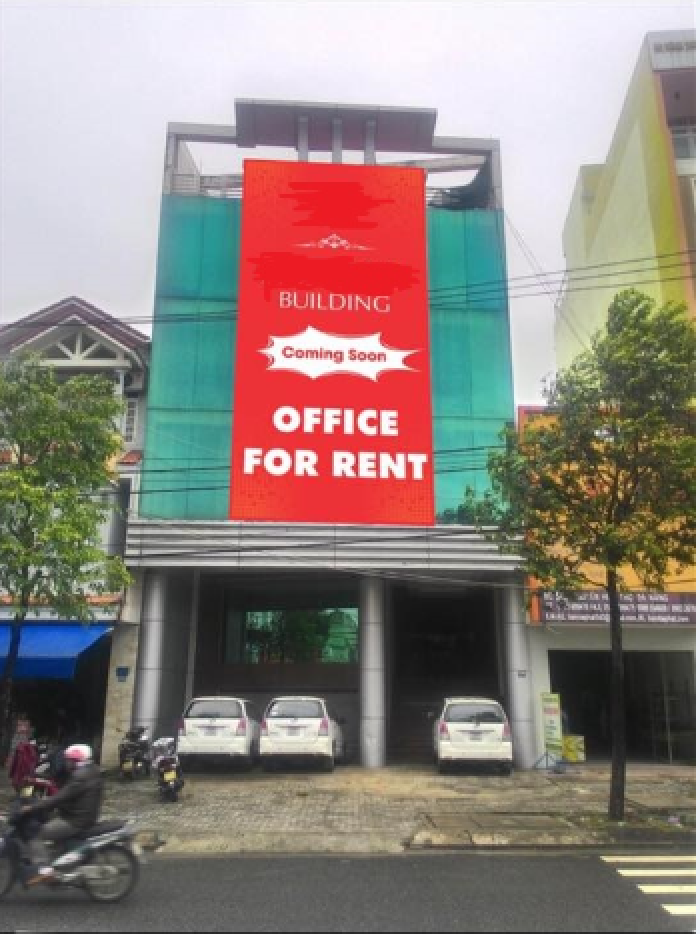 Văn phòng trung tâm đà nẵng 6 tầng cần bán giá rẻ - phù hợp kinh doanh mở văn phòng cho thuê