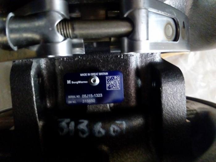 Phụ tùng động cơ - Turbo PC 450-6 4