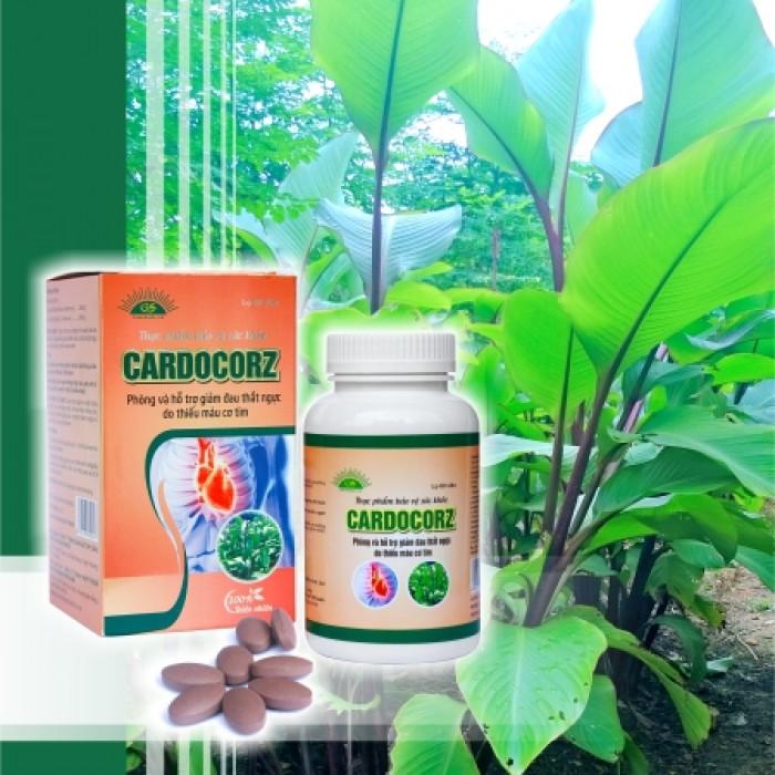 5 Lý do người bị bệnh Tim mạch nên sử dụng Cardocorz