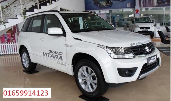 Suzuki Grand Vitara sản xuất năm 2016 Số tự động Động cơ Xăng