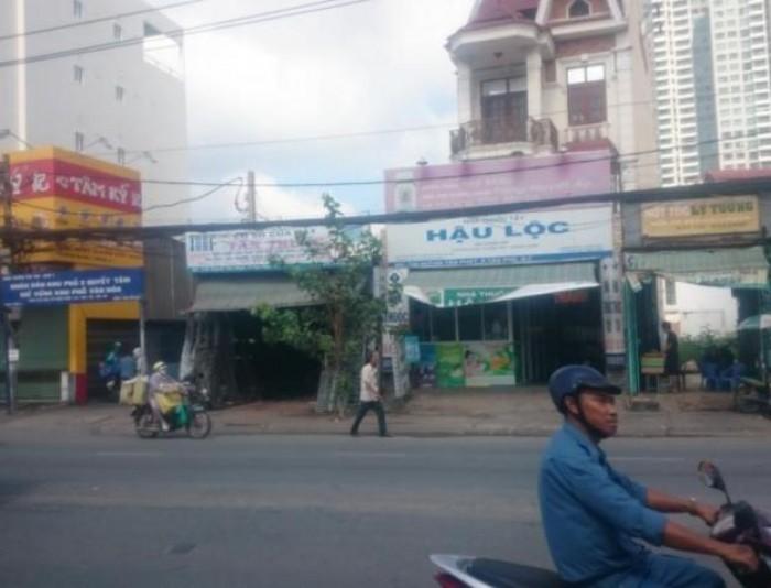 Nhà mặt tiền bán DT 4x36m, nở hậu 5.8m, đường Huỳnh Tấn Phát, Nhà Bè. Xây 1 trệt 1 lầu. KD tốt. 4 tỷ