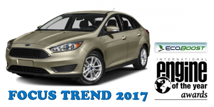 Ford Focus sản xuất năm 2017