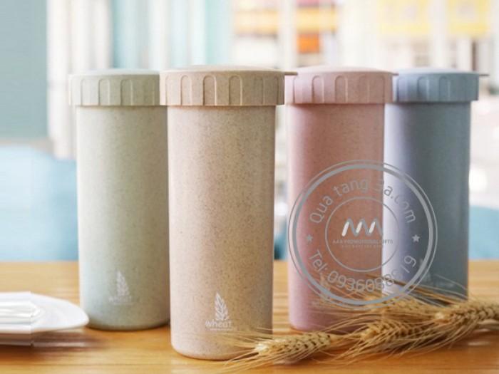 Quà tặng quảng cáo đồ gia dụng từ bột lúa mạch thân thiện môi trường0