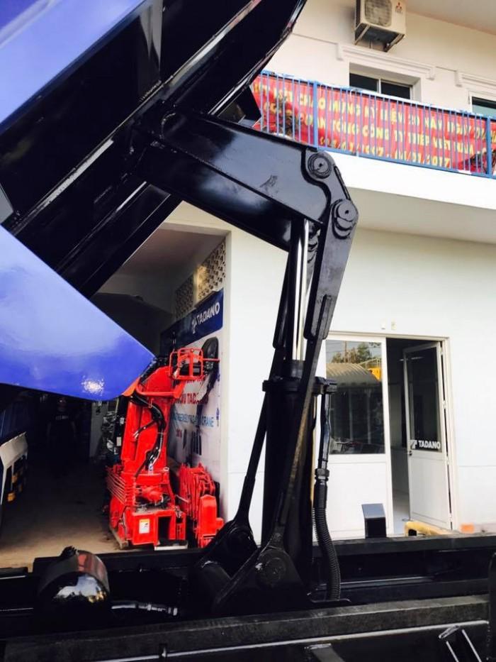 Bán xe tải Ben HINO   5790 Kg, xe Hino  , xe tải Ben Hino 1