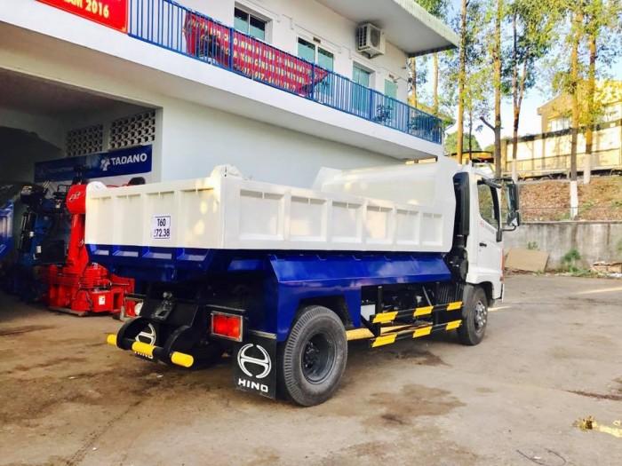 Bán xe tải Ben HINO   5790 Kg, xe Hino  , xe tải Ben Hino 0
