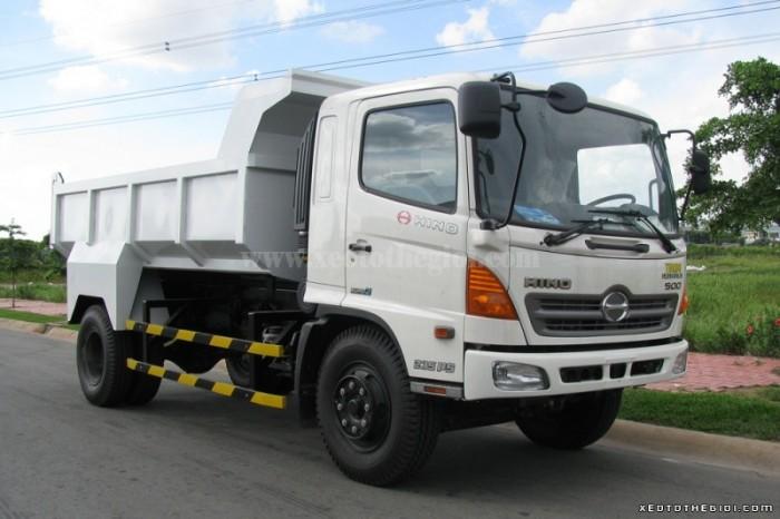 Bán xe tải Ben HINO   5790 Kg, xe Hino  , xe tải Ben Hino 5