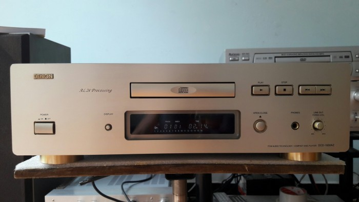 CD Denon 1650AZ0