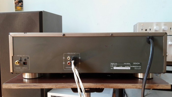 CD Denon 1650AL3