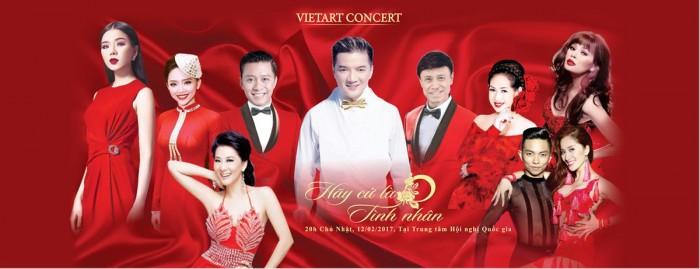 Mua vé đêm nhạc Hãy cứ là tình nhân Đàm Vĩnh Hưng, Tuấn Ngọc ở đâu?