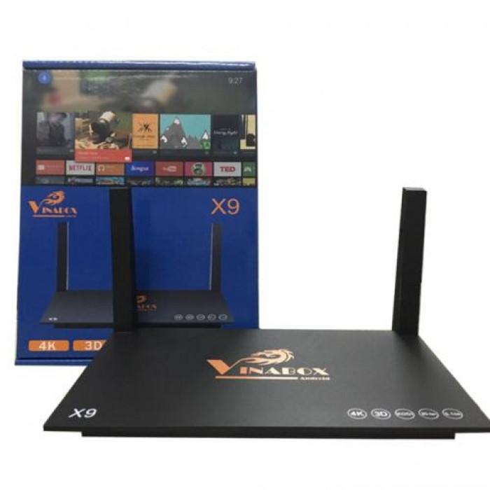 Tivi Box Philips X9 Plus 2G Chính Hãng0