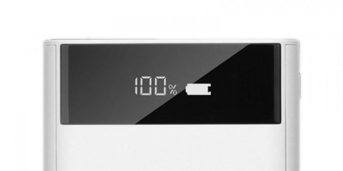 Pin Dự Phòng Pisen 20000 20000mAh LCD Power Station2