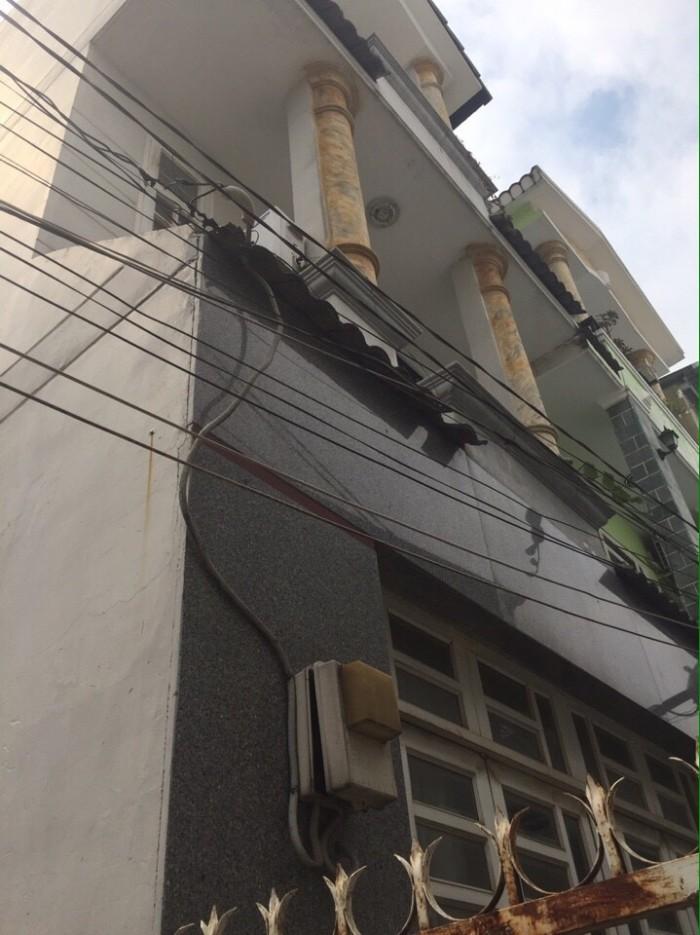 Bán nhà quận 7, hẻm 1027 Huỳnh Tấn Phát,Phú Thuận, DT4x14m, 1 trệt1 lầu. Giá 2,45 tỷ