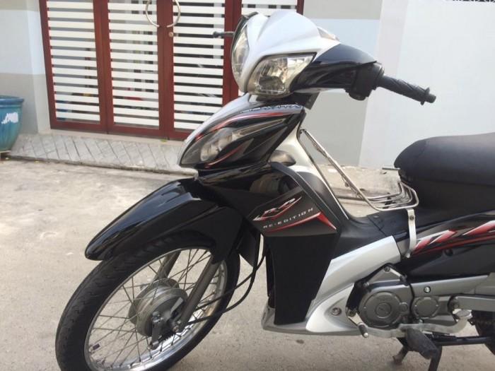 Yamaha Jupiter Gravita RC màu bạc đen,xe vọt,máy êm