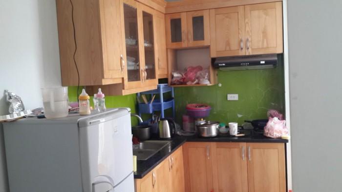 Cho thuê căn 65m 2 phòng ngủ chung cư HH2B linh đàm