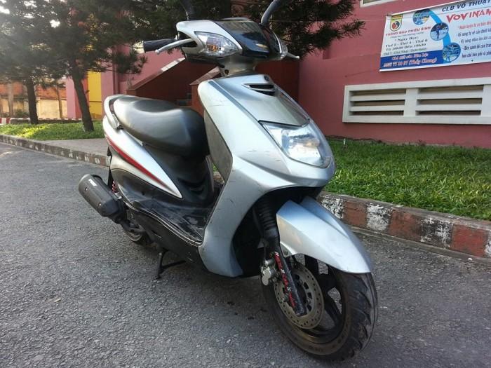Yamaha Dylan 125 Nguyên Zin 100% Xe Nhập Khẩu Của NHẬT
