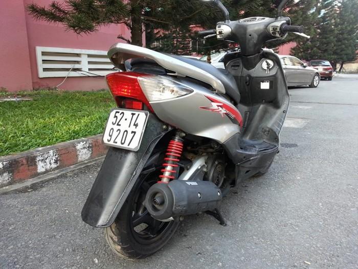 Yamaha Dylan 125 Nguyên Zin 100% Xe Nhập Khẩu Của NHẬT 4