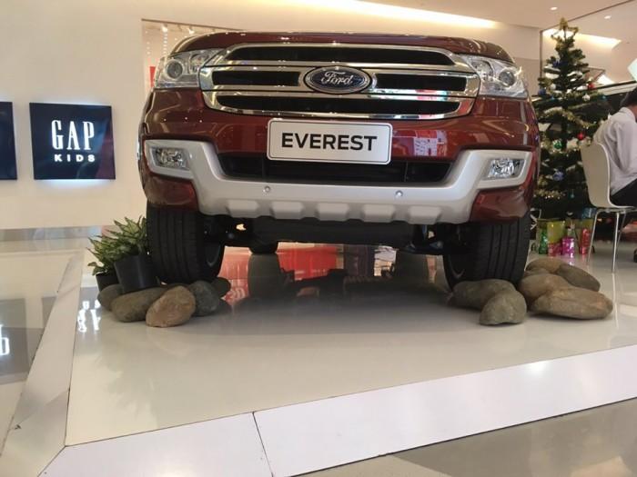 Ford Everest sản xuất năm 2019 Số tự động Động cơ Xăng