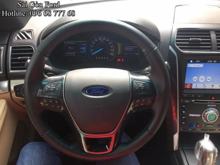 Ford Explorer sản xuất năm 2019 Số tự động Động cơ Xăng