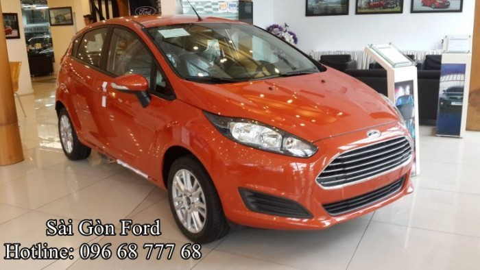 Giá lăn bánh Ford Fiesta Titanium 2019 - Gía tốt nhất hệ thống Ford Miền Nam