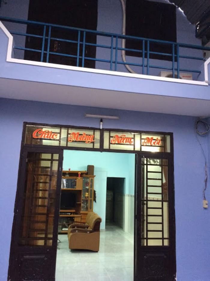 Bán nhà chính chủ gấp 1 trệt 1 lầu giá 930tr sổ riêng gần sân vận đông thị xã dĩ an