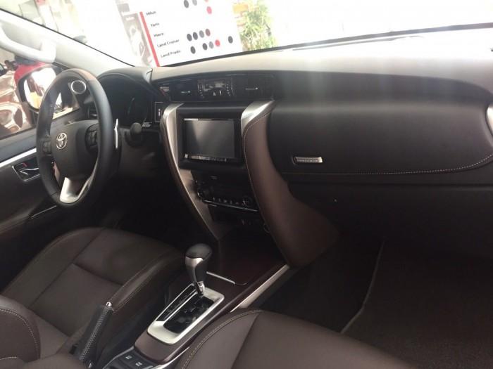 Bán xe fortuner  phiên bản hoàn toàn mới, được nâng cấp toàn diện so với bản hiện tại. 5