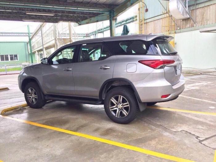 Fortuner 2.8v (4x4) xe 2 cầu bán thời gian nhập khẩu.