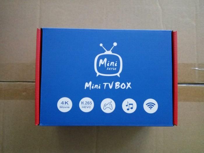 Android TV Box Mini M8S II S905X 2GB/8GB - Free ship toàn quốc, thanh toán COD0