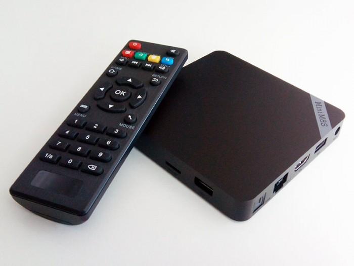 Android TV Box Mini M8S II S905X 2GB/8GB - Free ship toàn quốc, thanh toán COD1