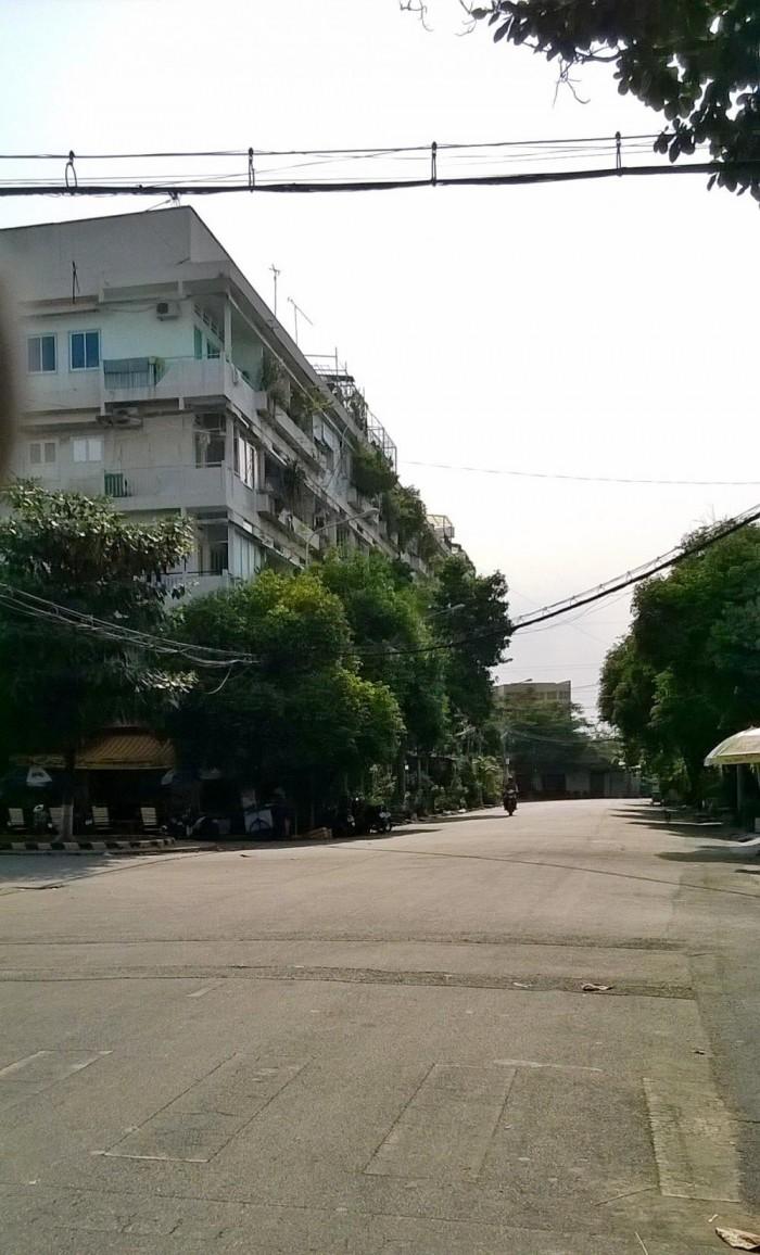 Bán căn hộ Mặt tiền đường số 1, chung cư nhiêu lộc A, p. Tân Thành, q. Tân Phú giá 1,68 tỷ