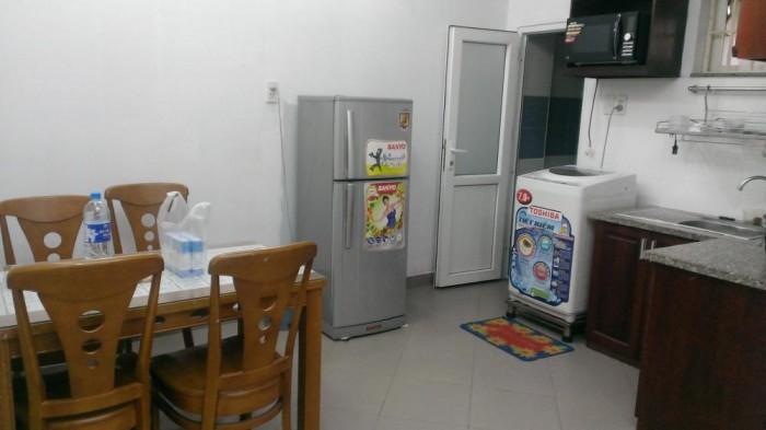 Căn hộ mini 1 phòng ngủ và 1 phòng bếp, Lê Văn Sỹ, Q3. An ninh và Tự do 24/24