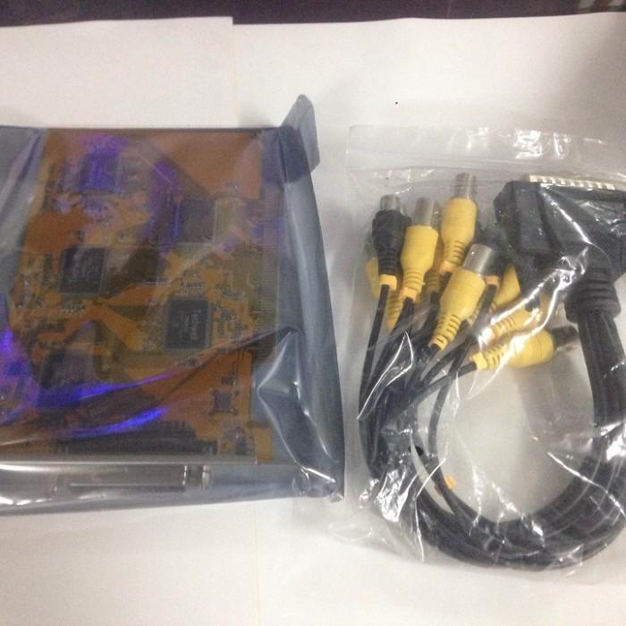 CARD GHI HÌNH CAMERA 4 KÊNH TECHWELL CH-6804B