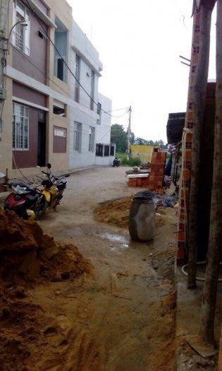 Bán đất thổ cư đường Thạnh Lộc 31 p.Thạnh Lộc dt 4,5mX12.5m hướng Đông Bắc