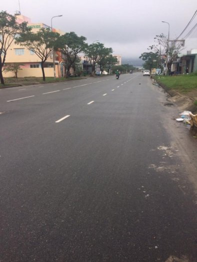 Bán Đất Mặt Tiền - Đường Rộng 15 Mét Q. Sơn Trà.