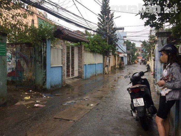 Đất trung tâm thành phố cần bán giá rẻ sổ đỏ kiệt đường hoàng diệu, Q. hải châu