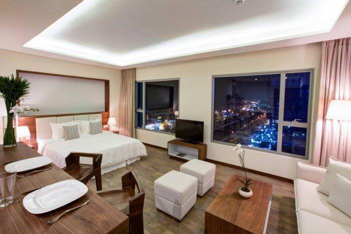 Căn hộ cao cấp dọc biển võ nguyên giáp chung cư Mường Thanh cần bán giá rẻ sổ đỏ