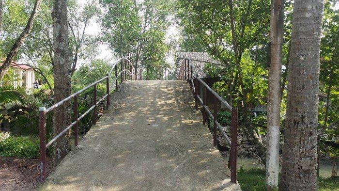 Đất làm khu nghỉ dưỡng-quán ăn bờ sông sân vườn tại xã Long Thọ-Nhơn Trạch