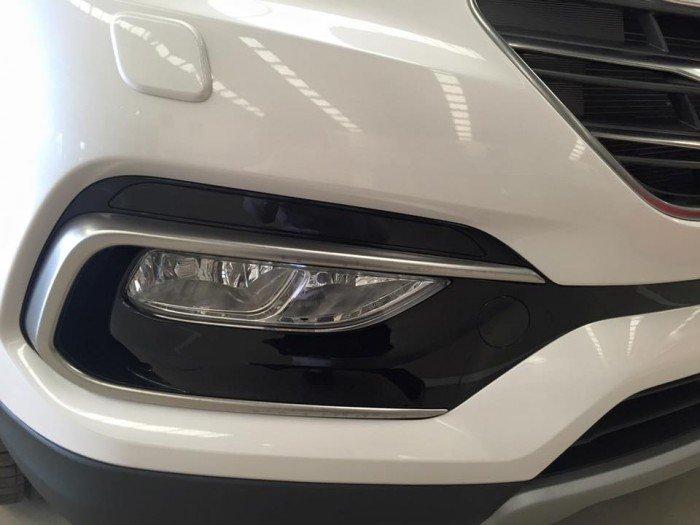 Hyundai Santafe 7 chỗ máy dầu 2017, mới nhất, giá ưu đãi nhất tại Bà Rịa Vũng Tàu