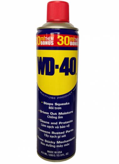Bình xịt chống rỉ WD-400