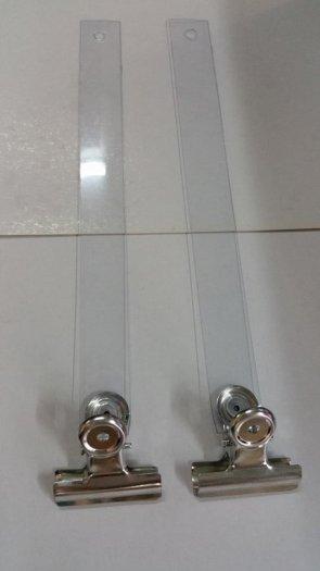 Kẹp sắt chuyên dùng trong quảng cáo sản phẩm1