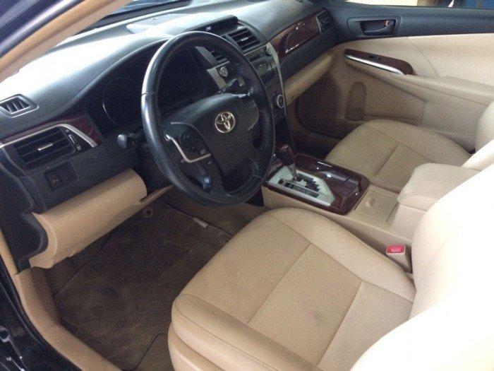 Toyota Camry 2.5G  2013, màu Đen, công ty