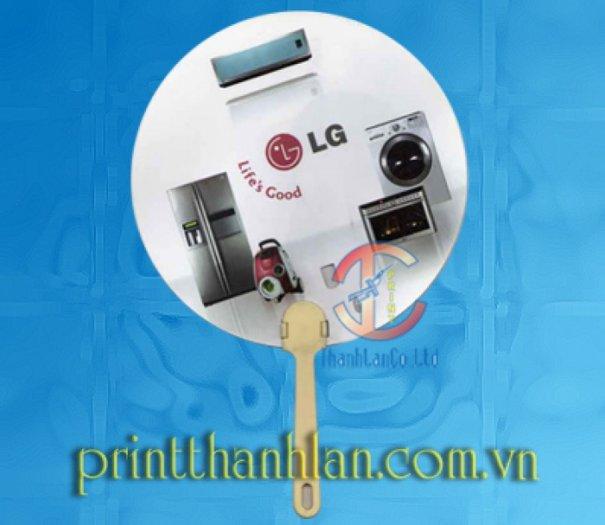 Xưởng sản xuất quạt nhựa quảng cáo giá rẻ, chất lượng tại Tp. HCM.0