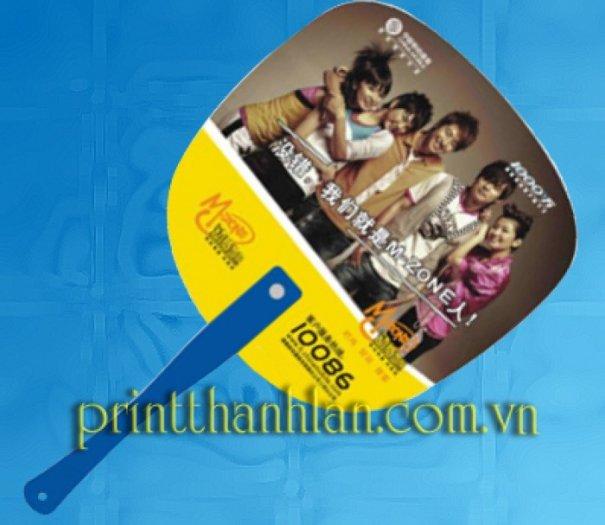Xưởng sản xuất quạt nhựa quảng cáo giá rẻ, chất lượng tại Tp. HCM.2