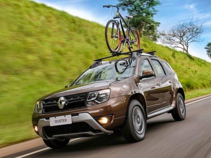 Mua xe Renault Duster - Tặng chuyến du lịch thái lan 5 ngày 4 đêm dành cho 2 người