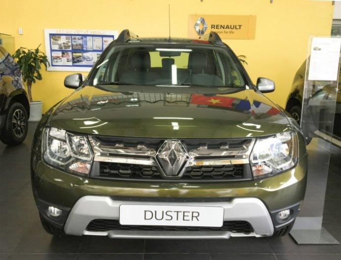 Renault Duster - xe Pháp nhập khẩu, Khác biệt, An toàn, Ổn đinh, Hai cầu chủ động.