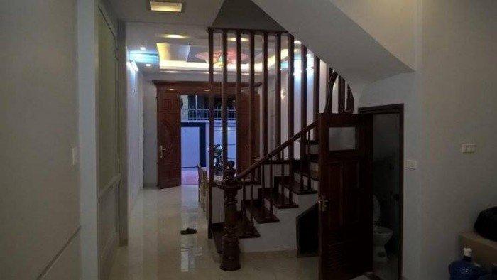 Bán nhà Nguyễn Trãi, Q. Thanh Xuân, 40m2, xây mới 5 tầng (thiết kế tầng lửng hiện đại).