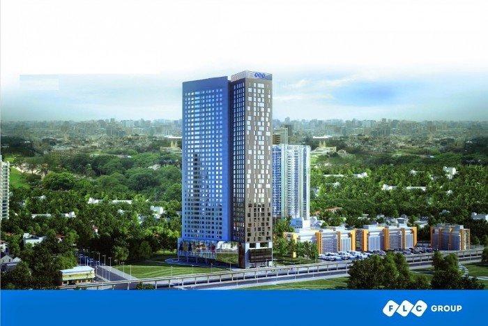 Giao bán 1 số căn ngoại giao dự án FLC – 18 Phạm Hùng.