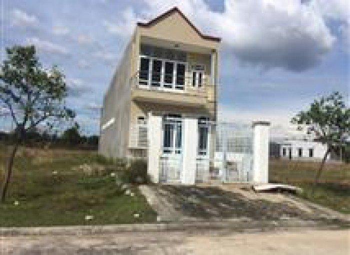 Nhà mới 1 trệt 1 lầu,đường Lê Văn Lương, liền kề Quận 7,hẻm xe hơi 980 triệu