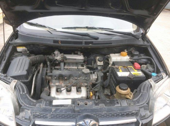 Daewoo Gentra sản xuất năm 2009